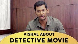 Vishal thanks everyone for the huge success of Detective | Vishal, Anu Emmanuel | Mysskin