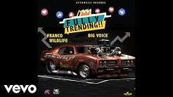 Franco Wildlife, Big Voice - Fully Trending (Official Audio)