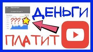 Мой МЕСЯЧНЫЙ ДОХОД НА ЮТУБЕ / СКОЛЬКО Я ПОЛУЧИЛ ЗА МИЛЛИОН ПРОСМОТРОВ НА YouTube