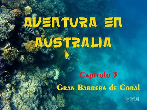 Aventura en AUSTRALIA |  Capítulo 3 | GRAN BARRERA DE CORAL