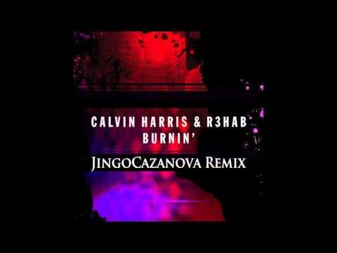 Calvin Harris R3hab - Burnin Official Music Video