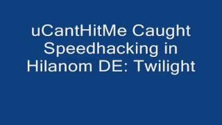 uCantHitMe SHing