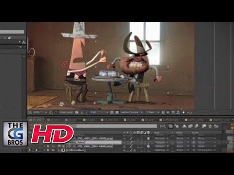 "CGI Animated Breakdown HD: ""Rob 'n' Ron - Tour de Compositing"" - by Tumblehead"