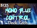 Mtg Deck Tech: Mono-Blue Control in Aether Revolt Standard! (Intermediate Budget)