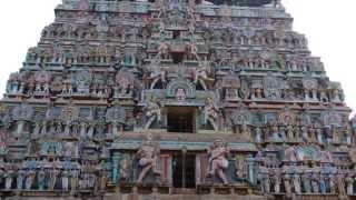 Thillai Nataraja Temple at Chidambaram in Tamil Nadu