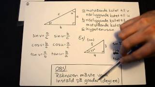 Gambar cover Trigonometri 1: Grunderna