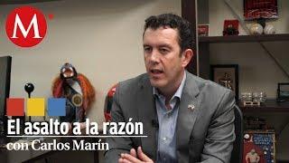 Entrevista a Larry Rubin en El asalto a la razón con Carlos Marín