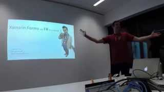 Xamarin.Forms and F# in a minute - Troy Kershaw