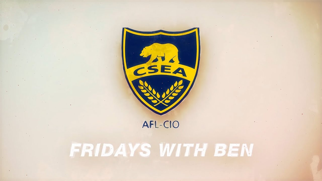 Fridays with Ben: You serve as a lifeline