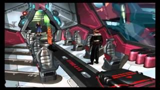 Final Fantasy VIII Space scene part 2
