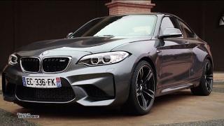 Essai de la BMW M2