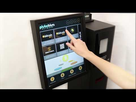 How To Sell Bitcoin To A Pluto Bitcoin ATM