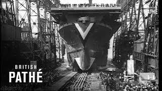 Spirit Of John Paul Jones Aka Us Aircraft Carrier Launched (1944)