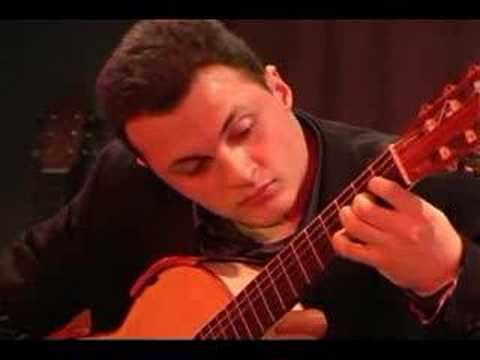 (PONCE) - GAVOTTA Suite Old Style - Flavio Sala, Guitar