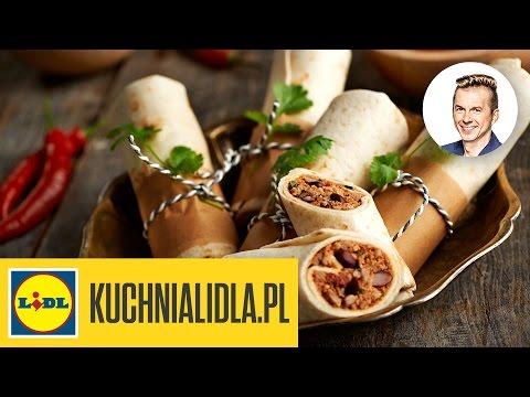 Szybkie Burrito Karol Okrasa Przepisy Kuchni Lidla Youtube