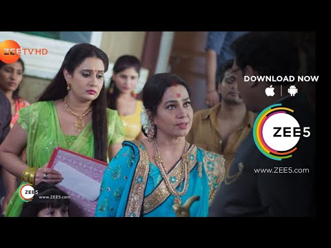 Ye Teri Galliyan - Ravindra Brings Media To Sona Gachi - Ep 36 - Best Scene | Zee Tv | Hindi TV Show