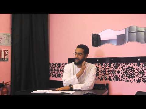 Séminaire Thérapie musulmane par Mahdy Ibn Salah 1/7