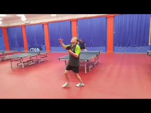 Топоренко С. 549 (Днепропетровск) 2-3 Чирков А. 653 (Санкт-Петербург) настольный теннис R-СПб