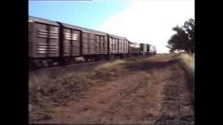 8171+8144 Between Wagga Wagga and Junee (04/92)