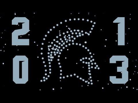 Michigan State Football Season Highlights 201314: