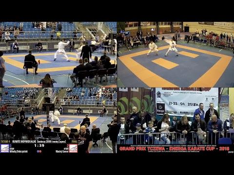 Grand Prix Tczewa - Energa Karate Cup - 2018