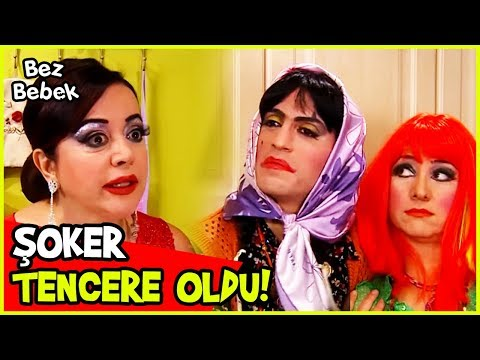 KULİNA, ŞOKER'İ TENCERE YAPTI - Bez Bebek 26. Bölüm