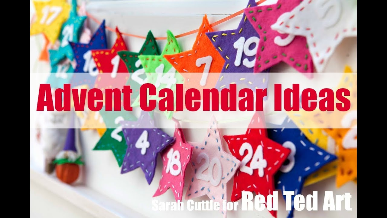 Corporate Calendar Theme Ideas : Advent calendar ideas youtube