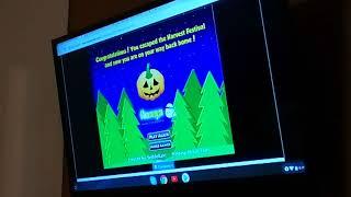 How To Escape The Harvest Festival And The Spooky Farm. Hooda Math