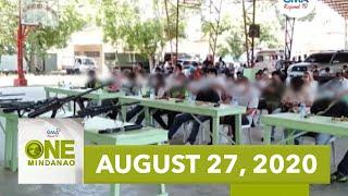 One Mindanao: August 27, 2020
