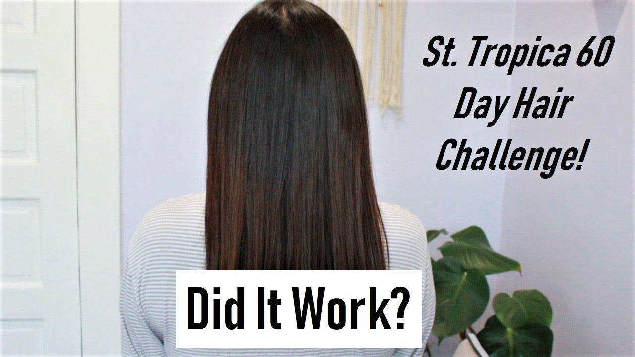 st tropica hair growth vitamins