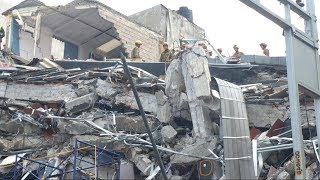 Death toll rises to nearly 300 from Mexico City quake