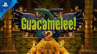 Guacamelee! 2 - Release Date Announcement | PS4