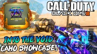 Download Video *NEW* INTO THE VOID BLACK OPS 3 CAMO SHOWCASE! BO3 LIMITED EDITION CAMO GAMEPLAY!! (BO3 DLC Camos) MP3 3GP MP4