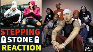 Eminem - stepping stone REACTION/BREAKDOWN