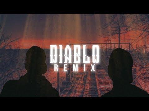 Anexo Leiruk ft Gera MXM - Diablo |Remix| (Lyric Video)