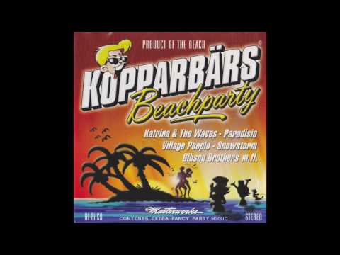 Snowstorm - Sommarnatt (Dance Remix 1998) (Kopparbärs Beachparty)