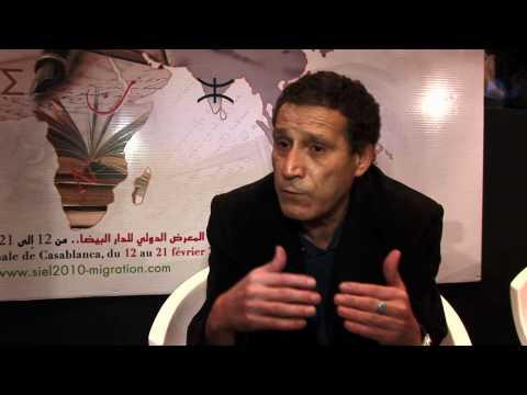 ITV Ahmed Mahou Marocains du monde au SIEL 2010