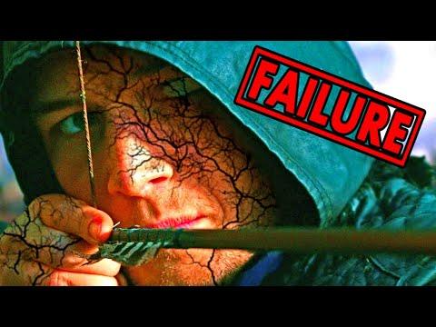 Robin Hood & The Venom Dilemma   Anatomy Of A Failure