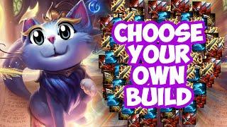 Yuumi - Choose Your Own Build - League of Legends