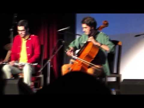 Pallett Band feat. Mehdi Saki - Look - Live in Sanandaj