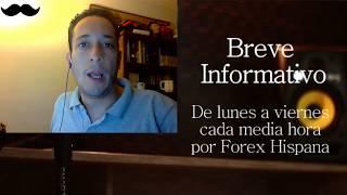 Breve Informativo - Noticias Forex del 8 de Noviembre del 2017