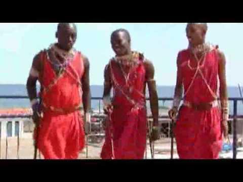 Daniel N Toninio e il suo gruppo Masai ad Ostia