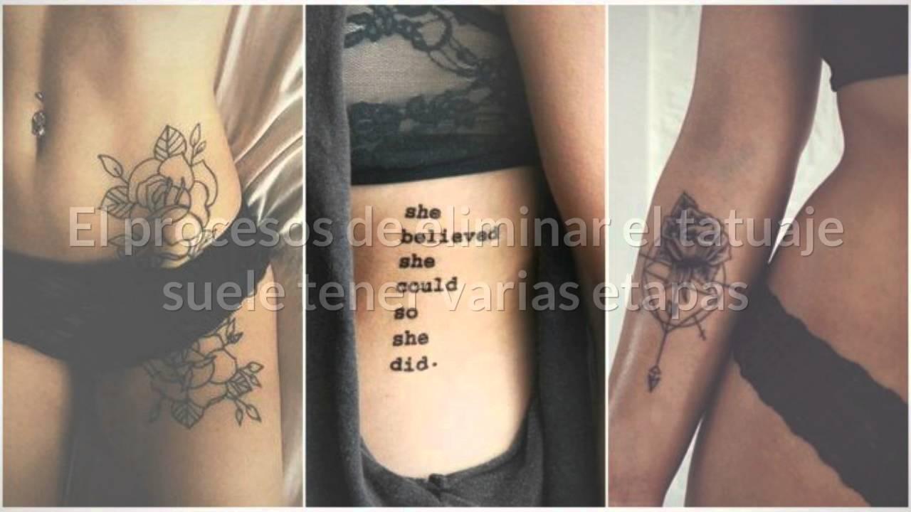 Cuanto Cuesta Quitarse Un Tatuaje Youtube