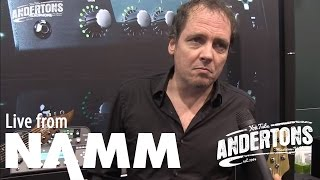 NAMM 2016 Archive - Kemper Amp Software 4.0 news