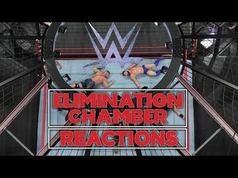 WWE Elimination Chamber 2018 Reactions