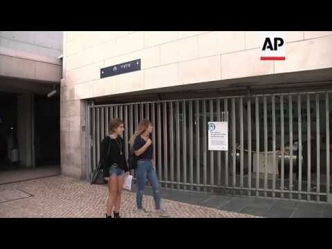 Lisbon subway workers walk off the job for the twelfth time this year