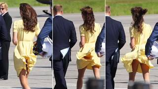 Repeat youtube video Kate Middleton gives Calgary the Bums Rush (lol)