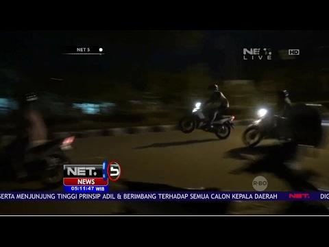 Razia Balap Liar di Palangka Raya - NET5