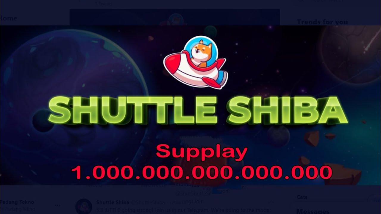 Shuttle Shiba | Rencana Listing Di Binance