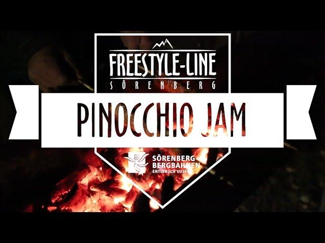 Freestyle Line Sörenberg, Episode 1 (PINOCCHIO JAM), Season 16/17